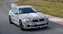 El Nuevo BMW M5 incorpora el sistema M xDrive