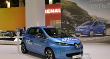 Nuevos Koleos y Captur en el Automobile de Barcelona