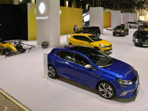Renault presenta el nuevo Koleos y Captur en el Automobile de Barcelona