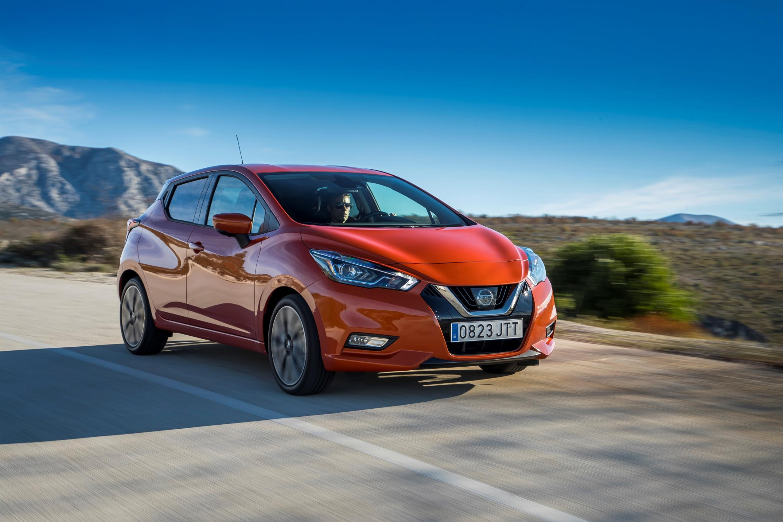 El Nissan Micra debuta en el Automobile de Barcelona