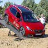 SUV Trophy by Peugeot con el Peugeot 5008