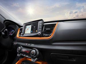 KIA Stonic un crossover compacto muy novedoso y atractivo