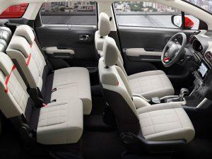 Nuevo SUV compacto de Citroën, el C3 Aircross