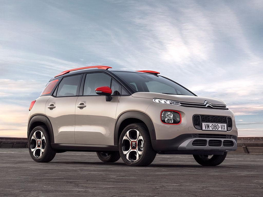 Citroën C3 Aircross protagonista en la convención de autoescuelas