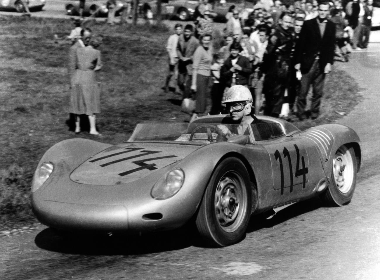 ¿Hay alguna competición en la que no haya ganado Porsche?