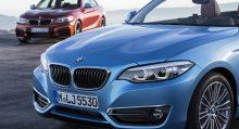 Precios para los nuevos BMW Serie 2 Coupé y Cabrio