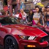 Ford Mustang protagonista con Little Mix
