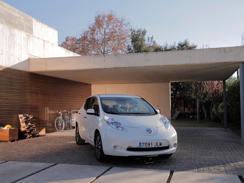 Nissan lidera el mercado de eléctricos en Mayo