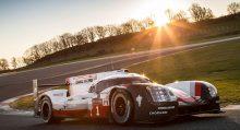 El Porsche 919 Hybrid dinamita el tiempo en Nürburgring