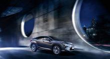 El nuevo acabado de Lexus para el RX 450h se llama Business