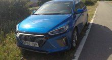 La eficiencia del Hyundai IONIQ Hybrid a prueba