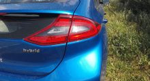 Respetando el Medio Ambiente a bordo del Hyundai Ioniq Hybrid