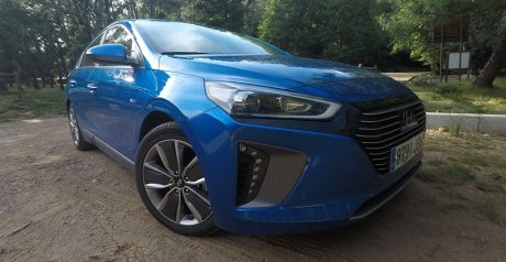 Nuevo Hyundai IONIQ híbrido