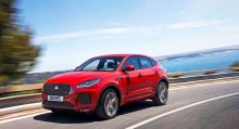 Jaguar E-PACE, el SUV compacto de altas prestaciones