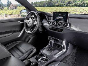 Mercedes Benz Clase X, el pick Up de Mercedes
