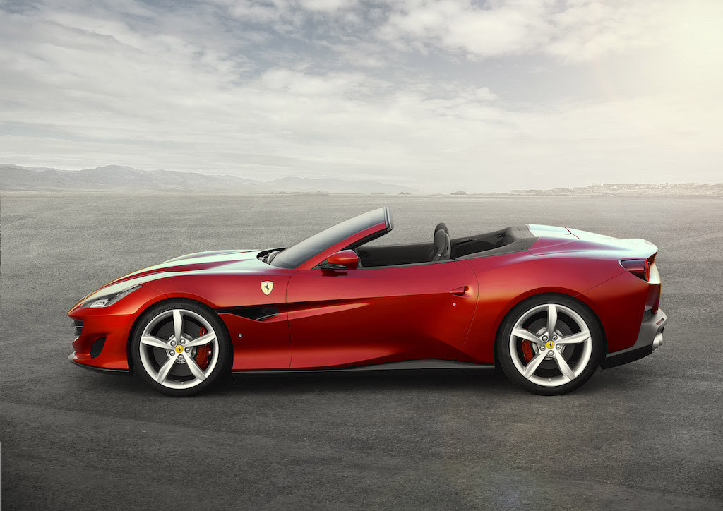Nuevo Ferrari Portofino Gran Turismo