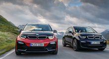 Palma de Mallorca escaparate de BMW Electric