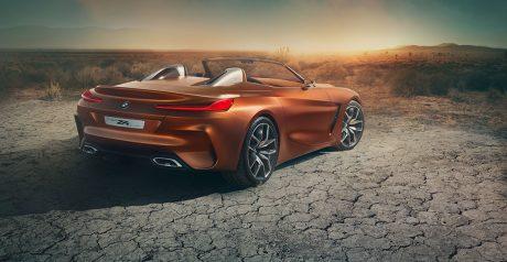 BMW Z4 Concept, Me gusta conducir