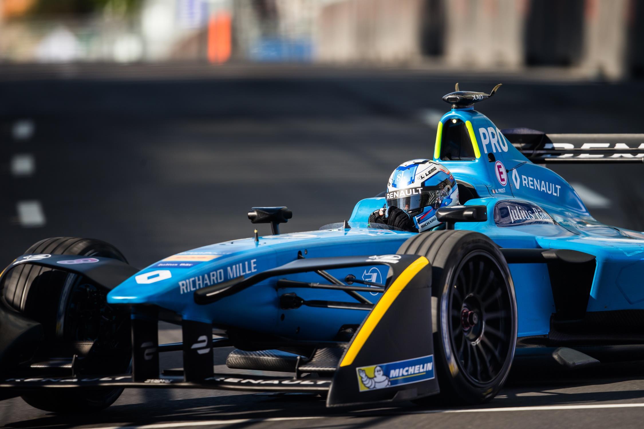 Renault E-Dams el equipo perfecto de la Fórmula E