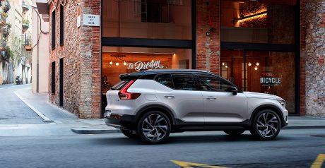 El nuevo SUV Premium de Volvo se llama XC40