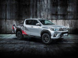 Toyota Hylux Edición Especial Invincible 50