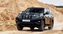 Nuevo Toyota Land Cruiser, el TODOTERRENO