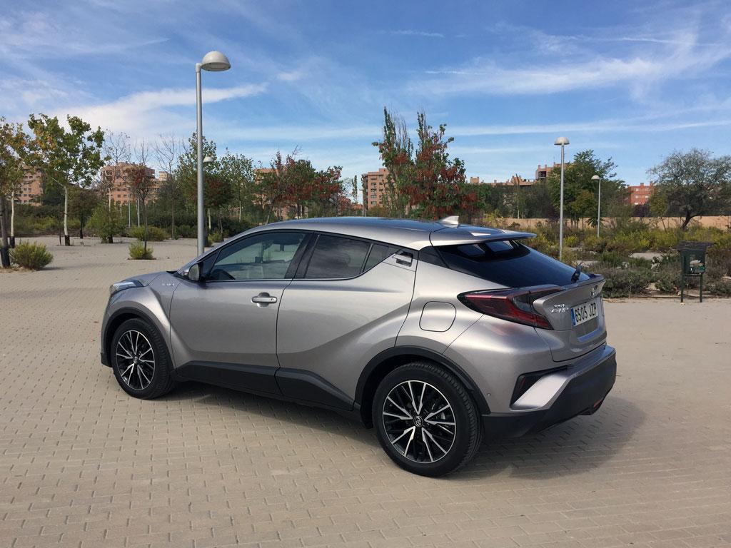 Toyota CH-R Hybrid éxito de ventas