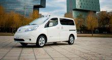 Récord de matriculaciones de la Nissan e-NV200