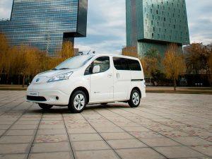 Nissan E-NV200, Presentación Mundial