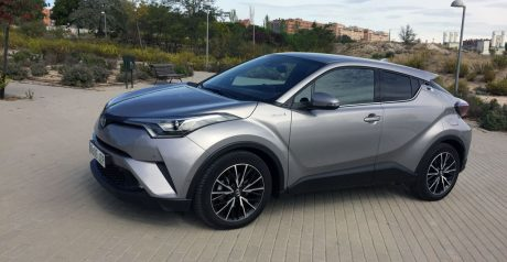 Silencio que rueda, Toyota CH-R