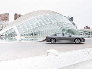 Nuevo Audi A8, categoría superior