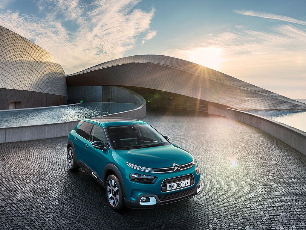Nuevo Citroën C4 Cactus, Made in Spain