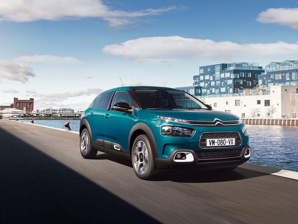 Citroën C4 Cactus, Cool & Comfort