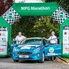 Los Ford Fiesta y Ranger, récord en Ecoconducción