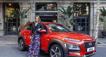 Mireia Belmonte nueva embajadora de Hyundai España