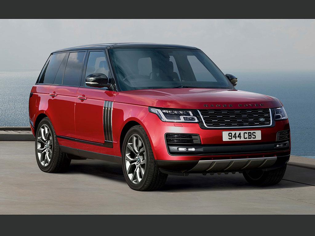 Range Rover PHEV, el Premium silencioso