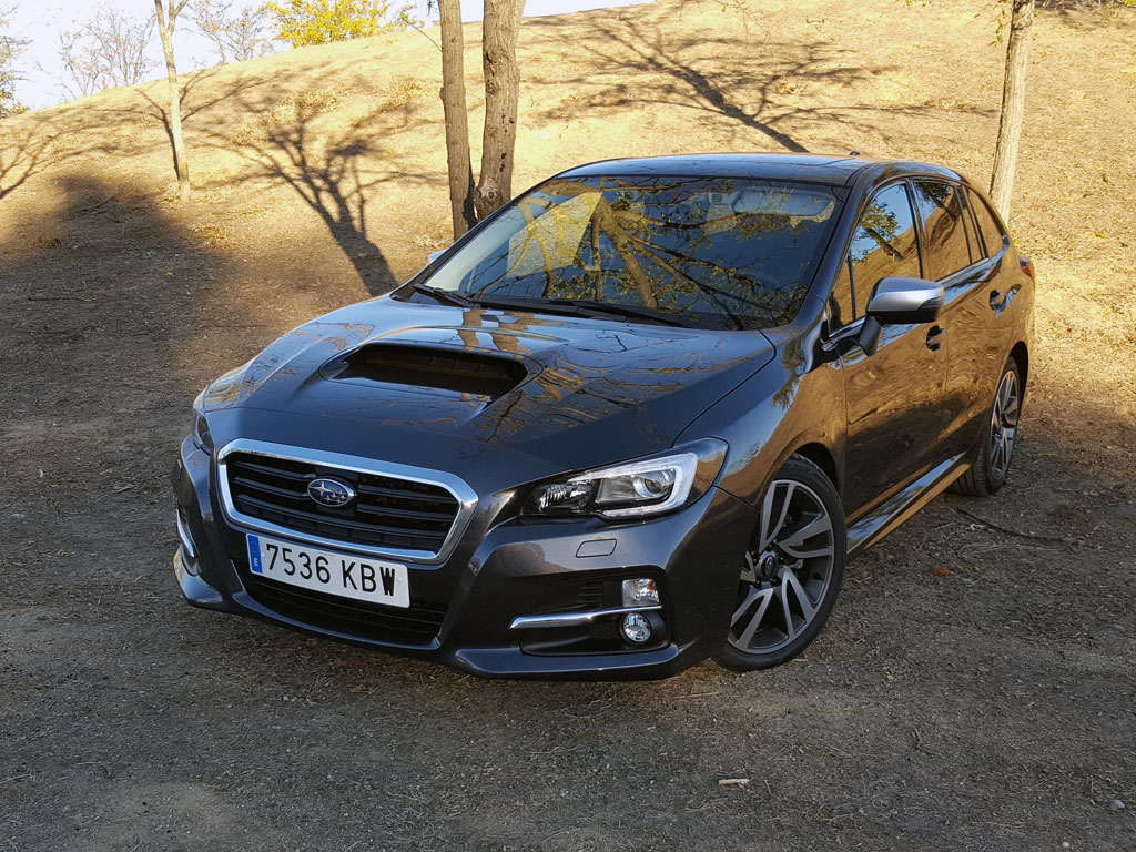 Subaru Levorg en estomesuena