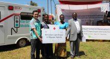 KIA renueva con un centro de salud en Uganda