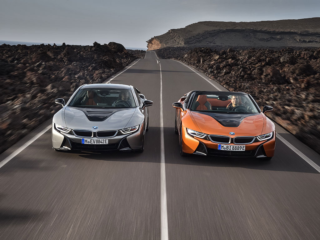 Precios para el nuevo BMW i8