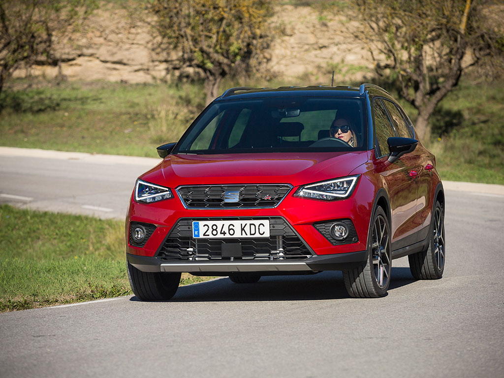 Seat Arona, Best Product Design 2018