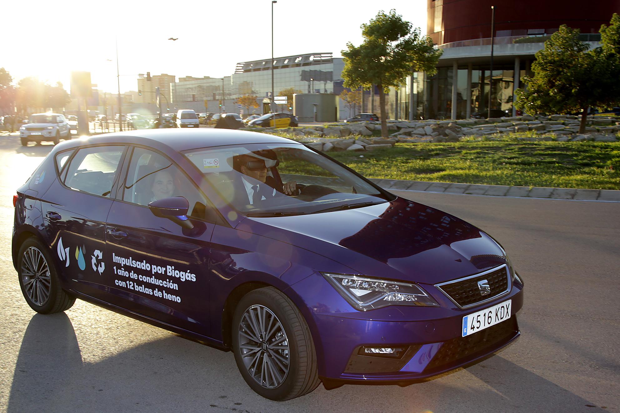 SEAT exhibe en SmartCity Expo el SEAT León Cristobal, el más seguro