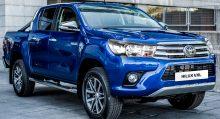 Toyota España lanza Toyota Hilux MY2018