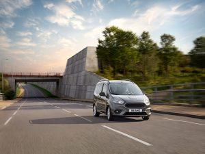 Novedades en la gama Tourneo de Ford