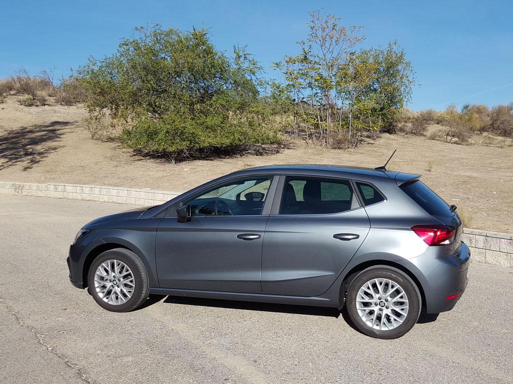 Seat Ibiza Mejor Coche Utilitario y Compacto', y Arona 'Mejor SUV pequeño'