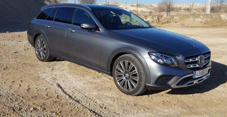 Mercedes Clase E All Terrain, para todo
