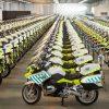 BMW Motorrad suministra BMW R1200 RT