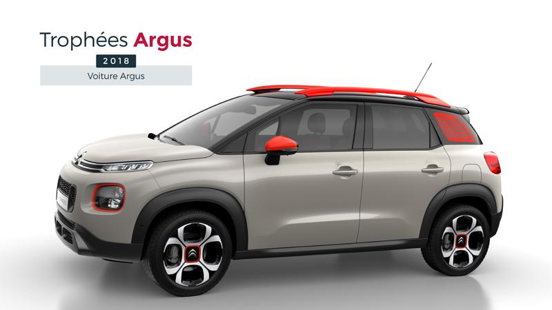 Más premios para el Citroën C3 Aircross