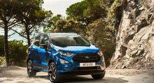 Ford EcoSport totalmente renovado