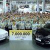 La factoría de Carrocería y Montaje de Renault en Valladolid ha fabricado el vehículo siete millones