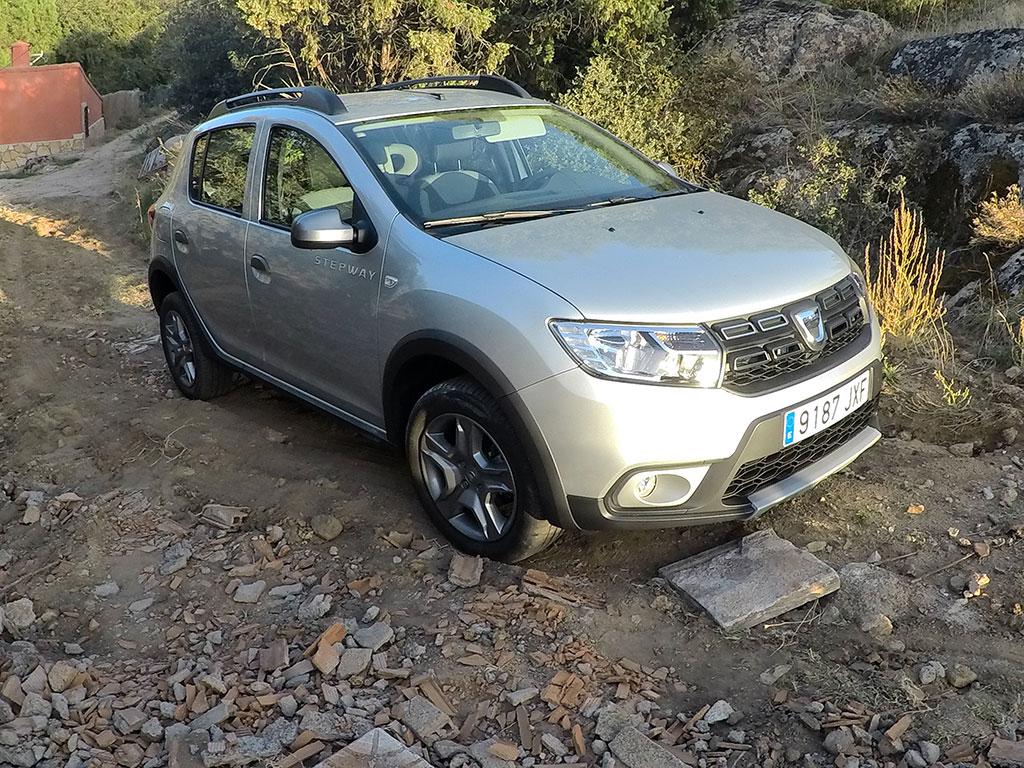 Dacia Sandero Stepway, para casi todo